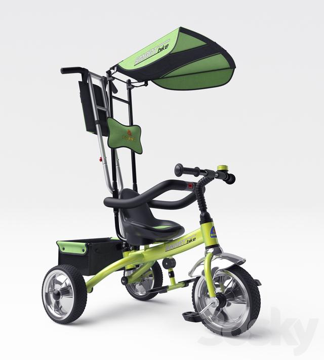 دانلود آبجکت دوچرخه از Pro 3DSky