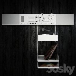 دانلود آبجکت دستگاه موسیقی از Pro 3DSky