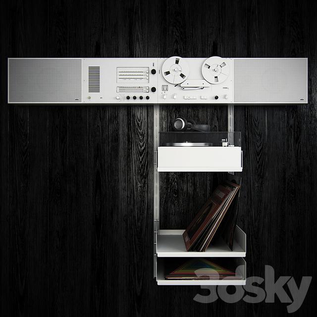 آبجکت دستگاه موسیقی