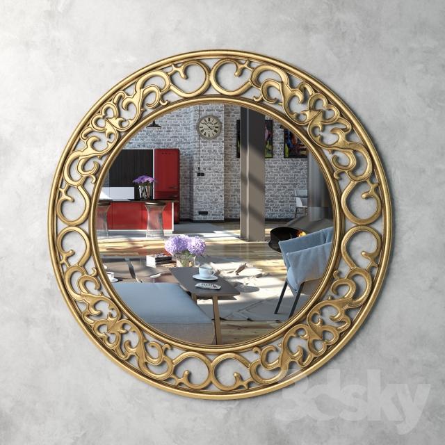 آبجکت آینه