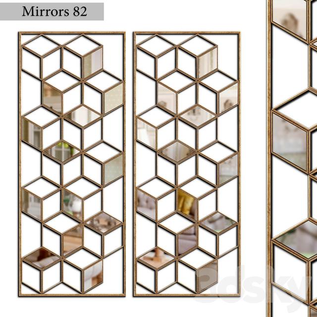 دانلود 41 آبجکت آینه از Pro 3DSky