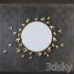 دانلود آبجکت آینه از Pro 3DSky