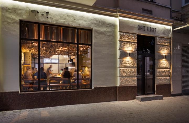 معماری داخلی رستوران