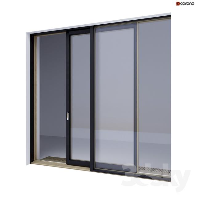 دانلود 30 آبجکت پنجره از Pro 3DSky