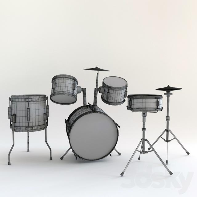 مدل سه بعدی جاز