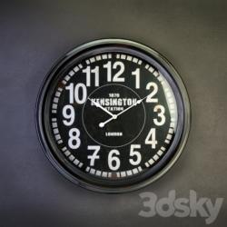 دانلود آبجکت ساعت از Pro 3DSky