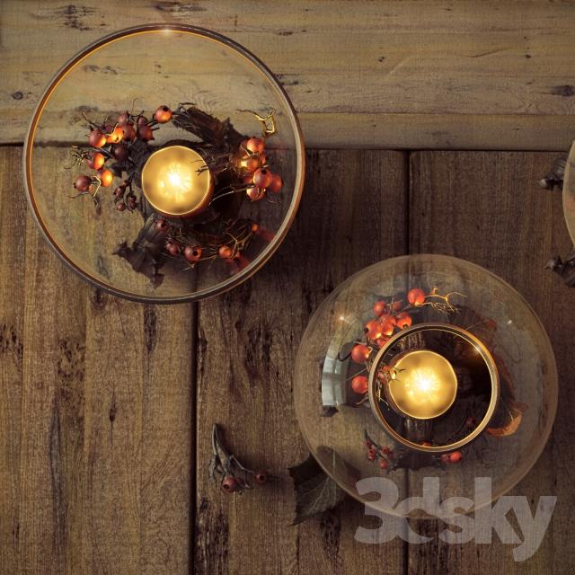 آبجکت شمعدان