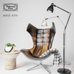 دانلود 65 آبجکت صندلی از Pro 3DSky – کالکشن 2