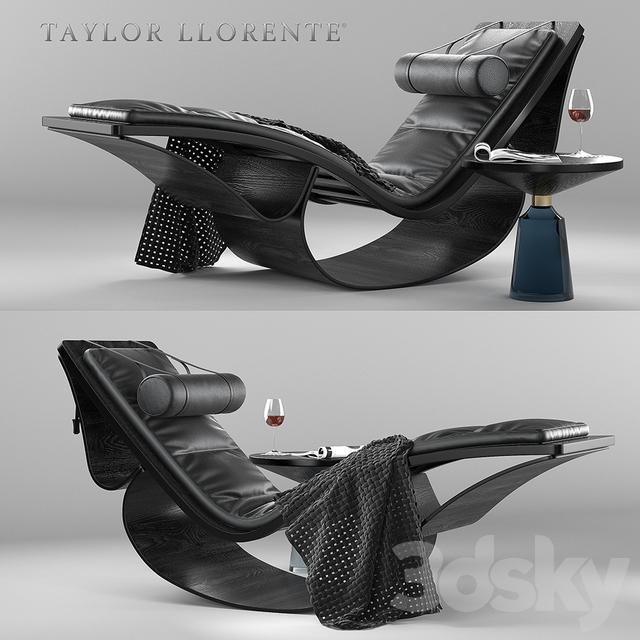 مدل سه بعدی مبل تابی