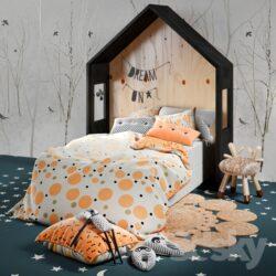 دانلود 43 آبجکت تختخواب کودک از Pro 3DSky