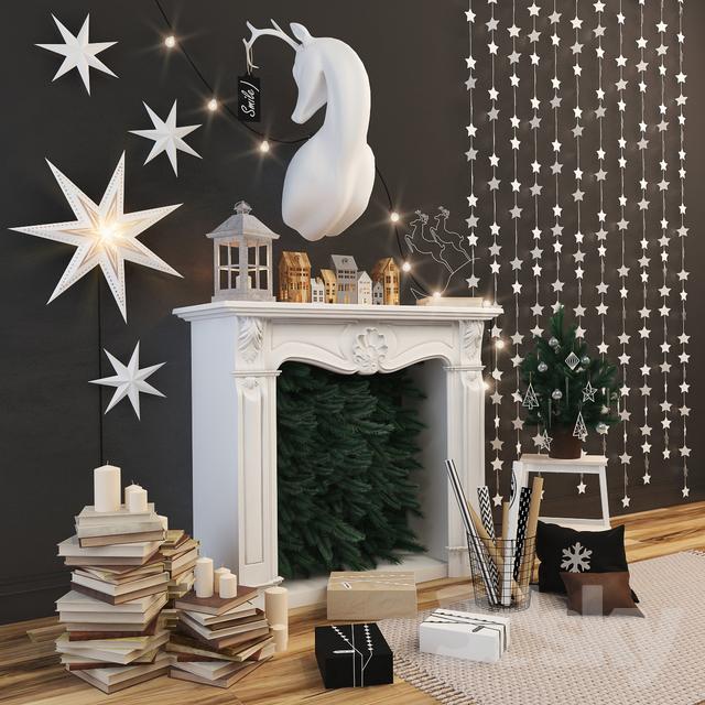 آبجکت وسایل کریسمس