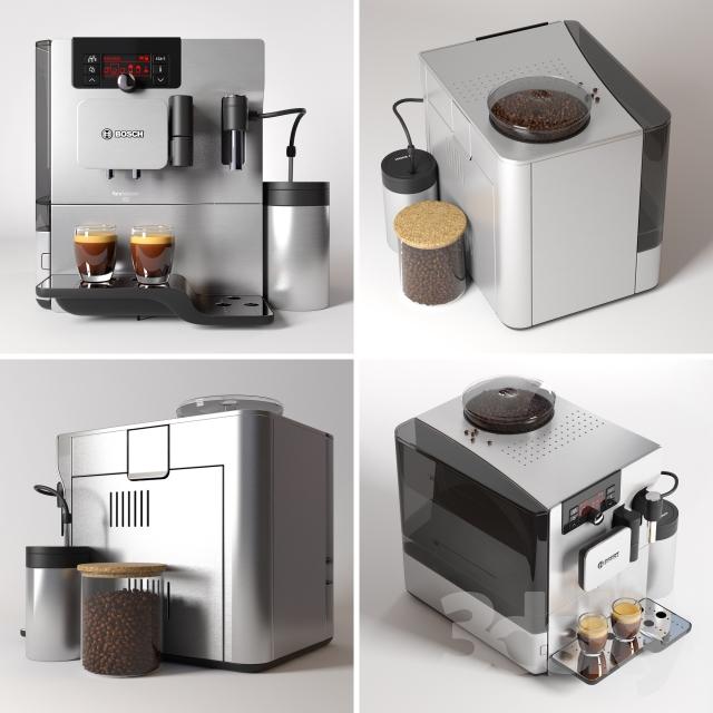 مدل سه بعدی قهوه ساز
