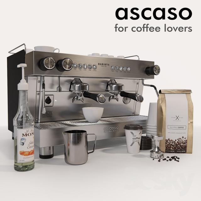 دانلود 11 مدل سه بعدی قهوه ساز