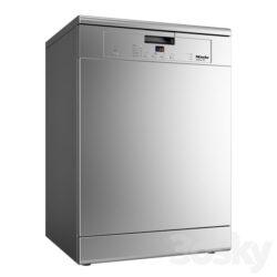 دانلود آبجکت ماشین ظرفشویی از Pro 3DSky