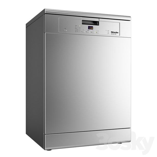 آبجکت ماشین ظرفشویی
