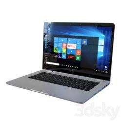 دانلود آبجکت لپ تاپ و کامپیوتر از Pro 3DSky
