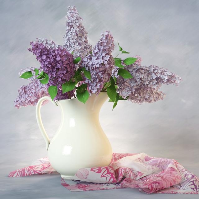 دانلود 75 آبجکت گل و گلدان