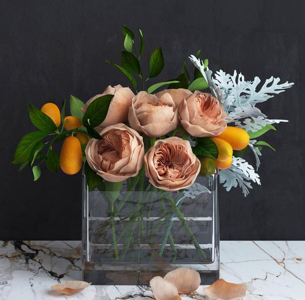 دانلود 71 آبجکت گل و گلدان