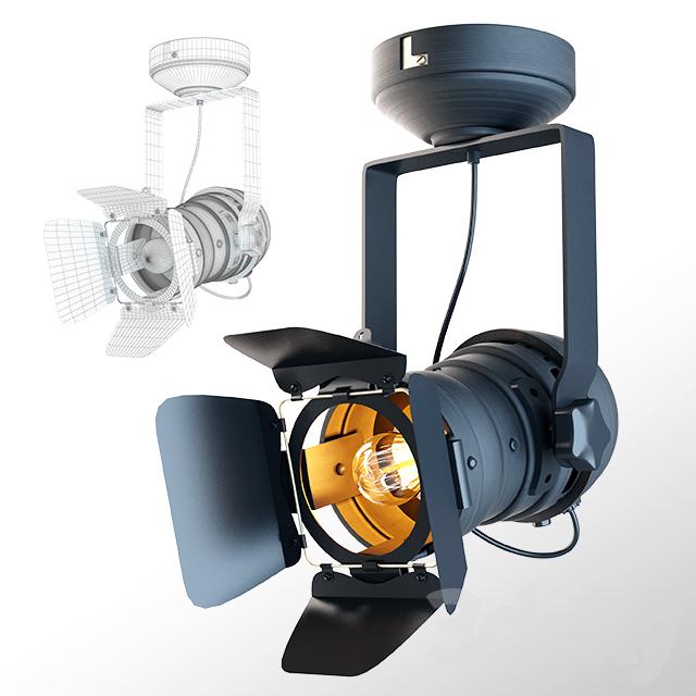 مدل سه بعدی پروژکتور