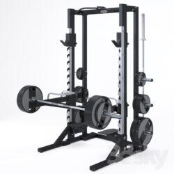 دانلود 31 آبجکت لوازم ورزشی از Pro 3DSky