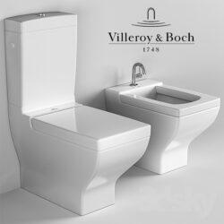 دانلود مدل سه بعدی توالت فرنگی از Pro 3DSky