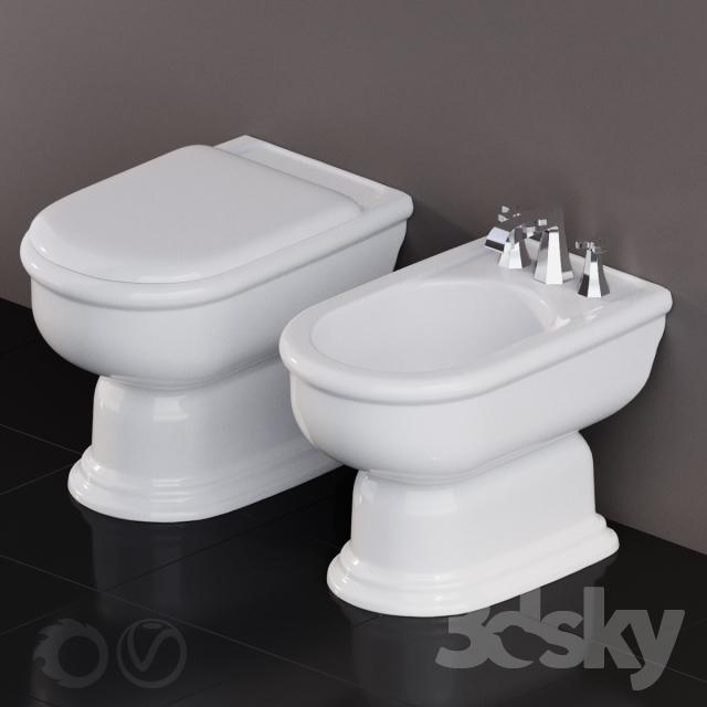 آبجکت توالت
