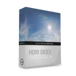 دانلود مجموعه تصاویر HDRI آسمان – ولوم بیست و چهارم