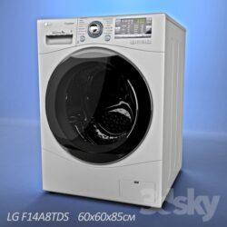 دانلود آبجکت ماشین لباسشویی از Pro 3DSky