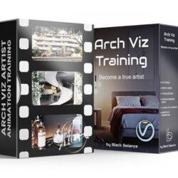 آموزش شبیه سازی معماری با Vray از ArchViz Artist