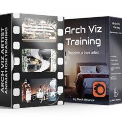 آموزش شبیه سازی معماری با کرونا