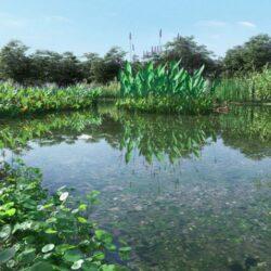 دانلود 24 مدل سه بعدی گل و گیاه از Maxtree – کالکشن 29