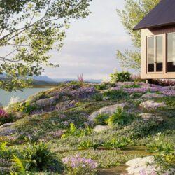 دانلود آبجکت گل و چمن از Maxtree – کالکشن 41