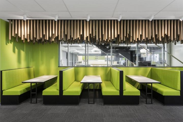 طراحی دفتر پست در استرالیا