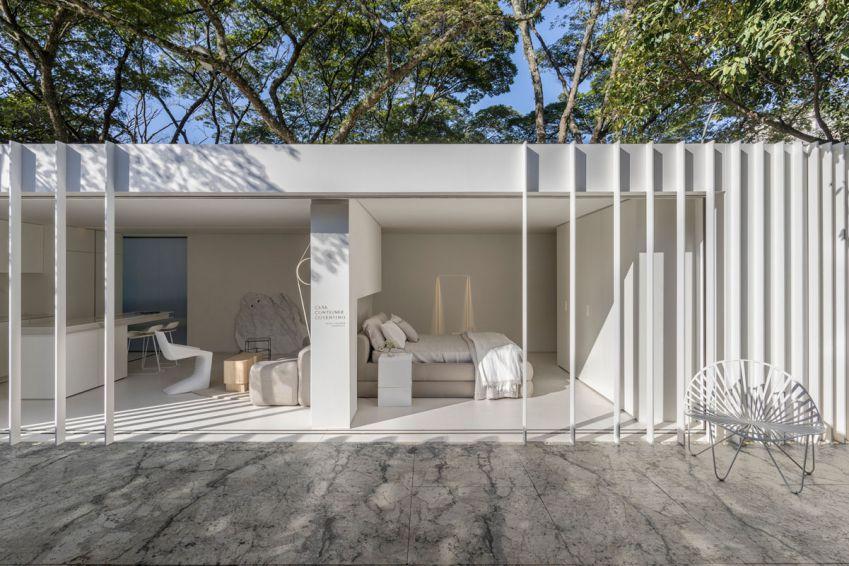 پلان خانه برزیلی