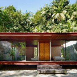 طراحی 21 خانه برزیلی زیر 100 متر مربع به همراه پلان
