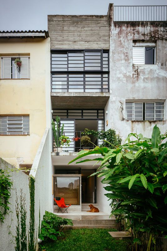 معماری داخلی خانه برزیلی