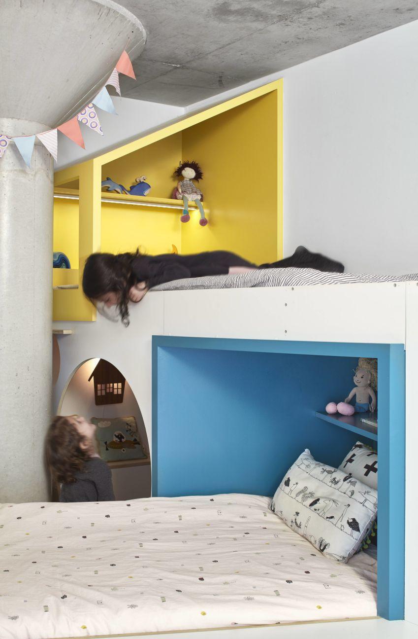 طراحی سفارشی اتاق خواب کودک
