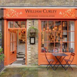 طراحی داخلی شکلات فروشی در لندن