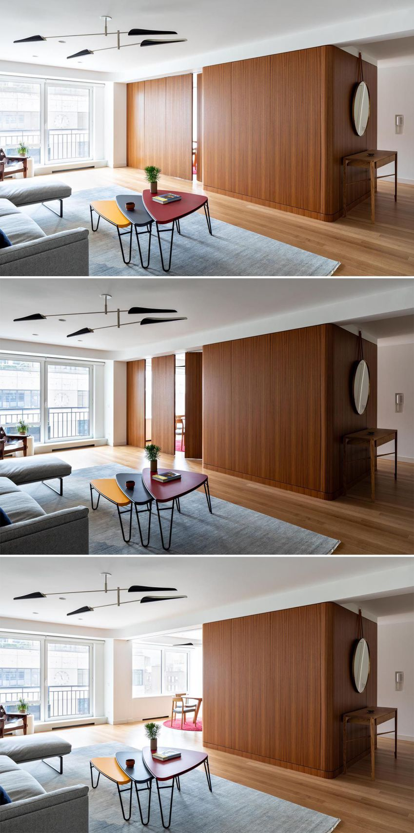 دکوراسیون آپارتمان مدرن