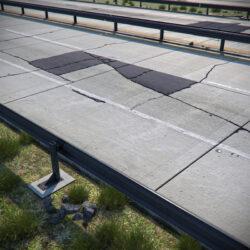 دانلود مدل سه بعدی جاده با جزییات بالا