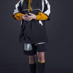 دانلود مدل سه بعدی لباس ورزشی مردانه