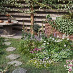 دانلود 84 آبجکت گل و گیاه از Maxtree – کالکشن 8