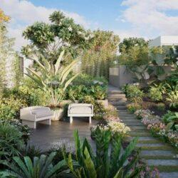 دانلود مدل سه بعدی گیاهان گرمسیری